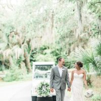 Gretchen and Chase | Real Wedding
