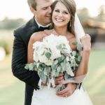Real Weddings: Zelle and Stephen